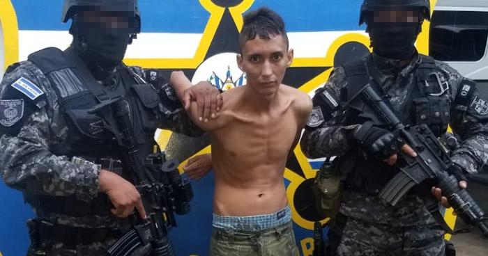Amenazaba a familias para que abandonaran sus viviendas en Sonsonate