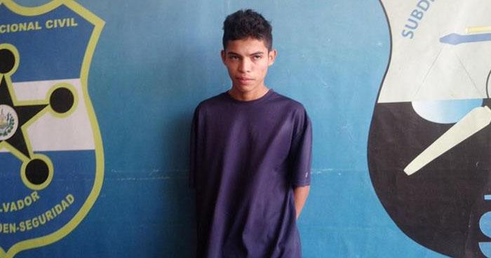 Capturan a pandillero que participó en el homicidio del agente de la UMO en Ayutuxtepeque
