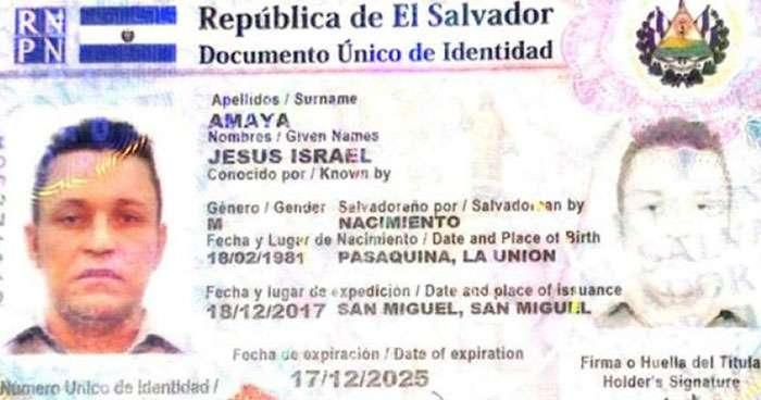 Capturan a pandillero salvadoreño que intentó escapar de la policía en Honduras