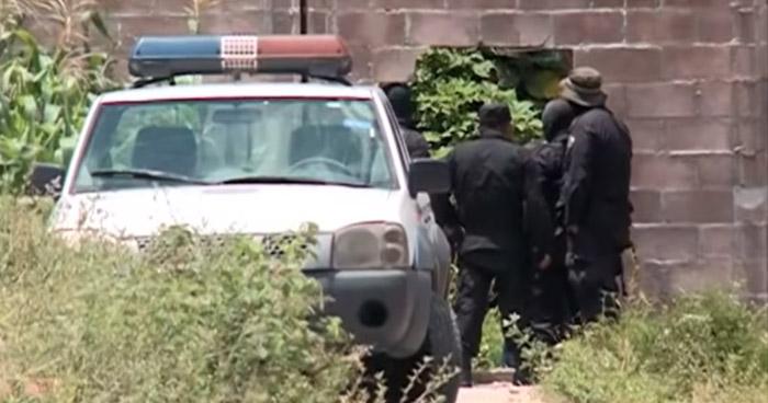 Pandillero muere durante un intercambio de disparos con policías en La Paz