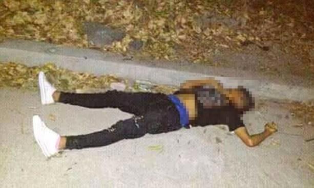 Pandillero es asesinado por desconocidos en Santiago Nonualco, La Paz