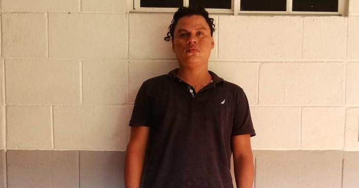 Capturan a pandillero tras más de 3 horas de persecución en La Libertad
