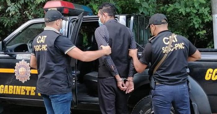 Capturan en Guatemala a pandillero salvadoreño buscado por Homicidio