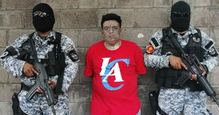 Capturan a peligroso pandillero por Trafico de Drogas en San Martín