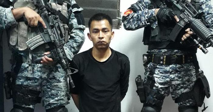 Pandillero asesinó a un Sargento de la Fuerza Armada en el occidente del país