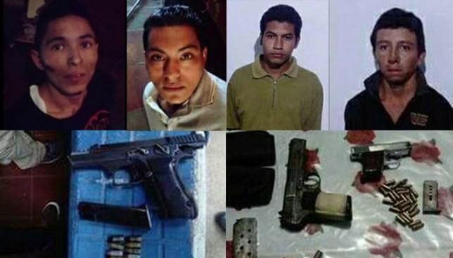 Capturan a pandilleros autores del homicidio de un cabo de la PNC en El Refugio, Ahuachapán