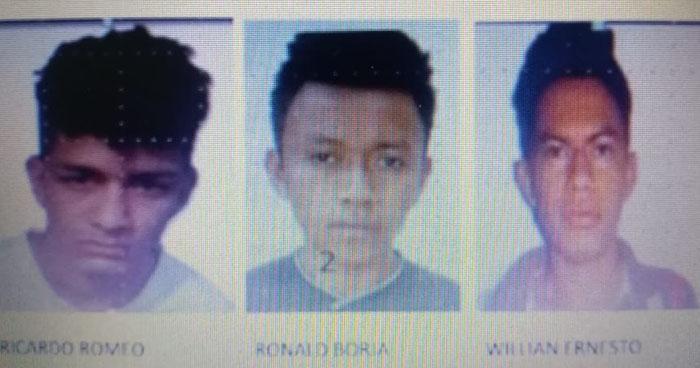 Capturan a pandilleros que asesinaron a una niña de 6 años de edad en Ahuachapán