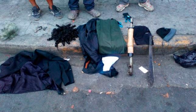Capturan a sujetos al momento que iban a asesinar a dos vigilantes privados en el Centro de San Salvador
