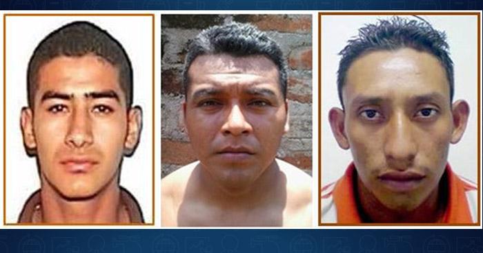 Tres violentos pandilleros cayeron abatidos en un enfrentamiento — FOTOS