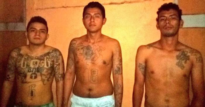 Ordenan capturar a pandilleros que extorsionaban, violaban y asesinaban en San Salvador, Cuscatlán y Ahuachapán