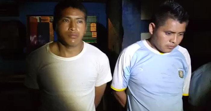 Prisión preventiva para pandilleros vinculados al múltiple homicidio de la familia de Omar Pimentel