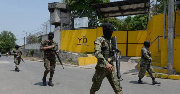 Identifican a los pandilleros asesinados adentro del Centro Penal de Quezaltepeque