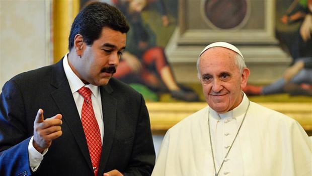 El Vaticano pidió elecciones para solucionar la crisis en Venezuela