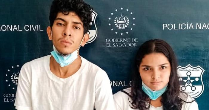 Capturan a pareja traficante de drogas en San Miguel