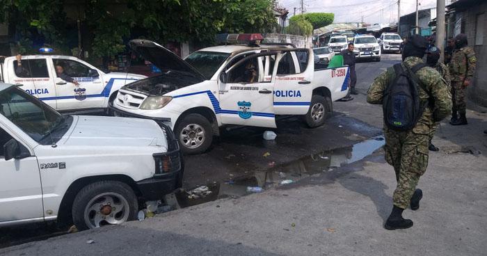 Capturan a menor de edad que lanzó artefacto explosivo a patrulla en comunidad Tutunichapa