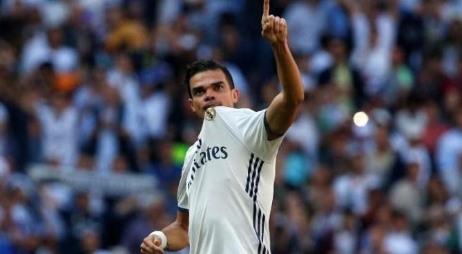 Pepe se despide del Real Madrid con una emotiva carta