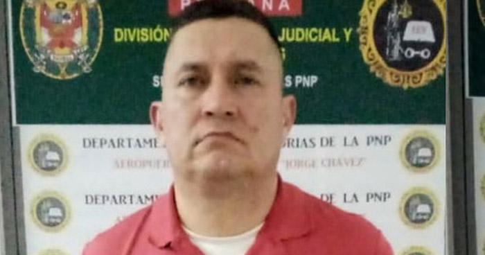 Secuestrador salvadoreño prófugo por 19 años fue arrestado en Perú
