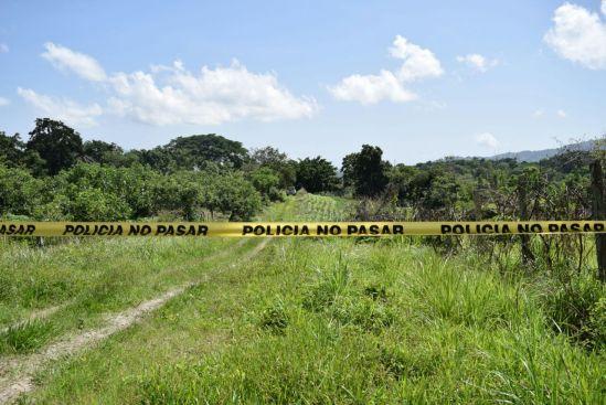 Doble homicidio en San Bartolomé Perulapía