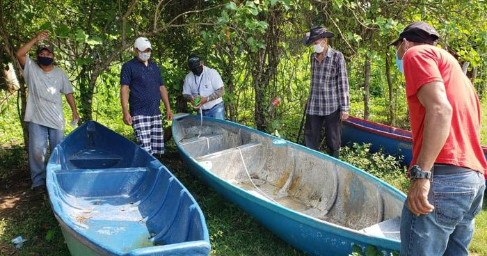 Pescadores recibirán $100 de subsidio por afectaciones por Eta