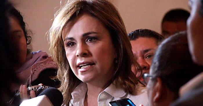 Rechazan petición de Vanda Pignato de enfrentar el proceso en libertad por Lavado de Dinero