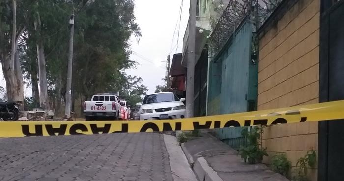 Matan a taxista cuando se dirigía a trabajar esta madrugada en Cuscatancingo