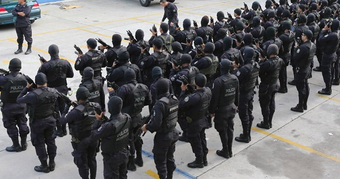 Fiscalía: Pandilleros han dado instrucciones de atentar contra miembros de Seguridad Pública