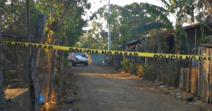 Tres personas fueron asesinadas la madrugada de este Viernes en San Miguel