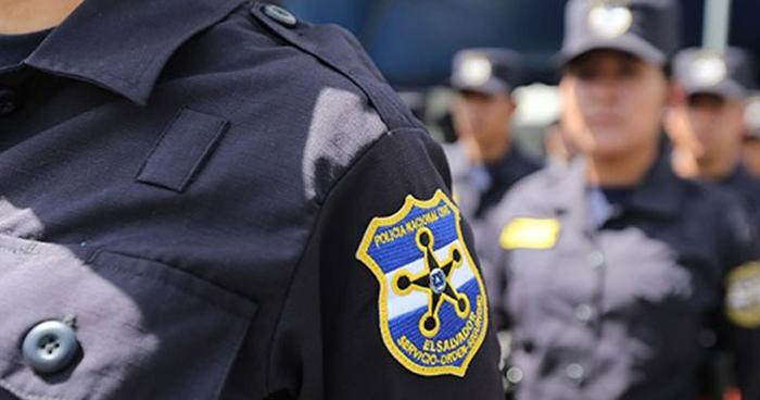 Capturan a nueve agentes de la PNC por robo, homicidio y fraude