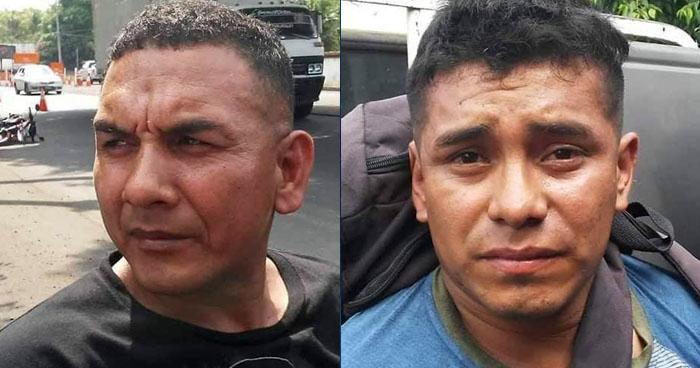 Juez ordena prisión preventiva para policías capturados luego de cobrar extorsión