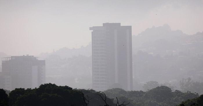 Polvo del Sahara ingresará mañana a El Salvador