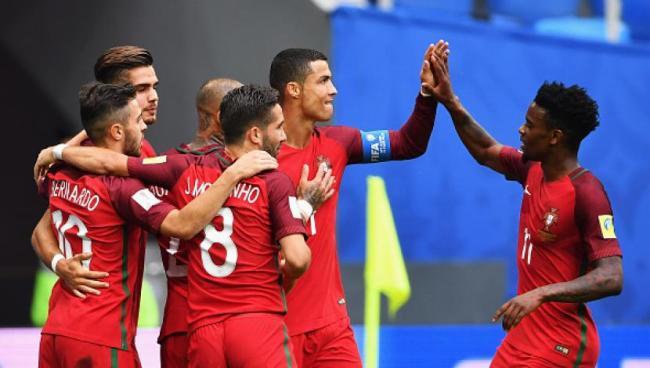 Portugal golea a Nueva Zelanda y clasifica a semifinales como líder de su grupo