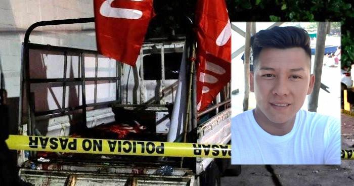 Muere agente PPI que resultó herido en tiroteo contra simpatizantes del FMLN