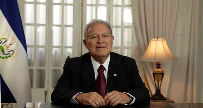 Presidente Salvador Sánchez Cerén, en aniversario de su natalicio