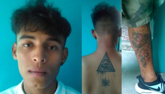 Violador fue capturado, contactaba a las victimas por redes sociales les ofrecía ser modelo y tatuajes gratis