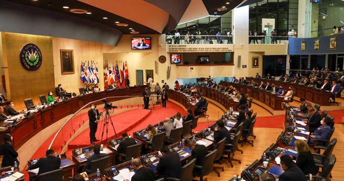 Asamblea recorta $7 millones del presupuesto que iba a fracciones políticas
