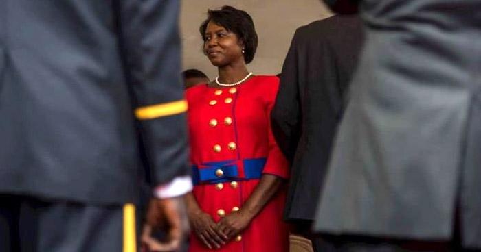 Desmienten muerte de primera dama de Haití y confirman su traslado a Miami