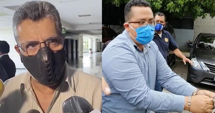 Roberto Silva continuará en prisión por caso de violencia contra Shafik Handal