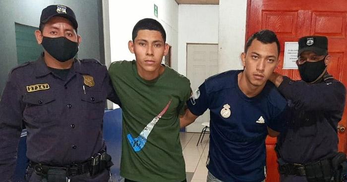 Capturan a pandilleros y rescatan a víctima que estaba a punto de ser asesinada