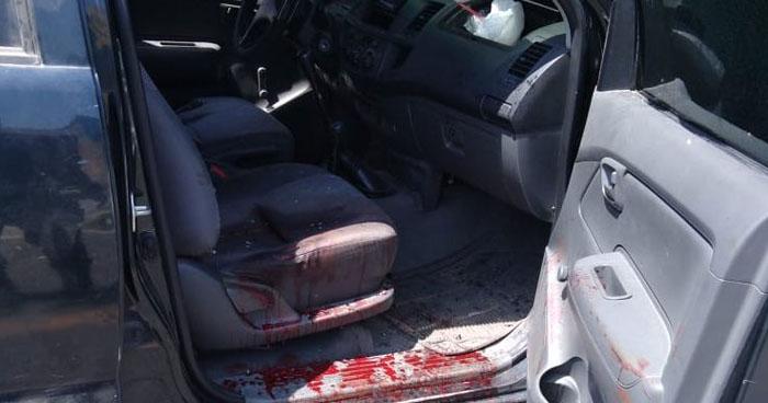 Pandillero muerto y policía lesionada tras enfrentamiento en San Rafael Obrajuelo, La Paz