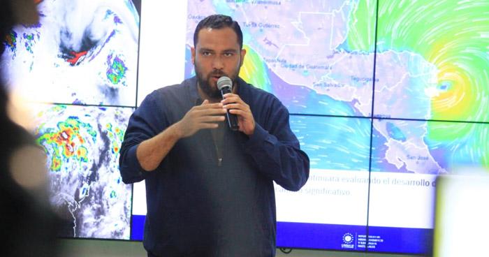 Comisiones de Protección Civil a nivel nacional activadas por impacto de Eta sobre El Salvador