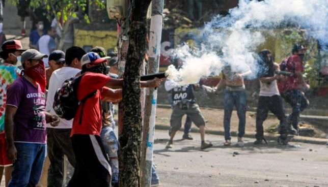 Recomiendan a salvadoreños que viven en Nicaragua no salir de sus casas