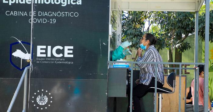Realizan pruebas para detectar COVID-19 en Ciudad Delgado