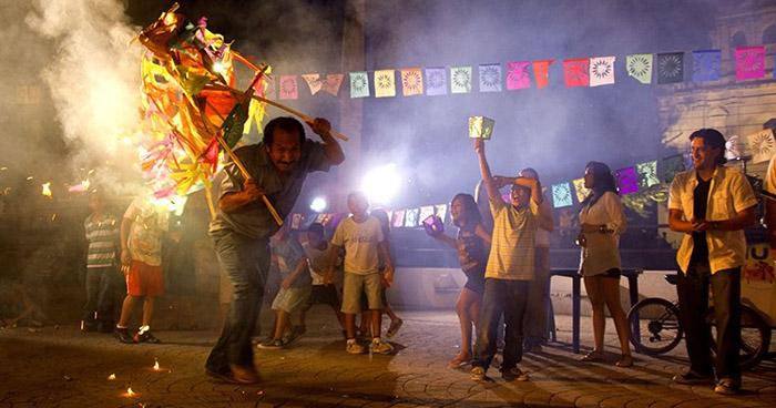 Cuatro quemados por pólvora en Fiestas Patronales de Cuscatancingo