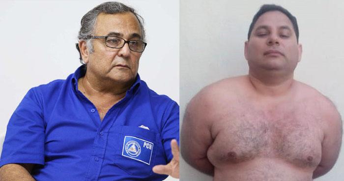 Capturan al sospechoso de asesinar al dirigente del PCN, Ramón Kury