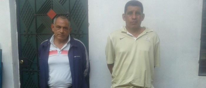 PNC descubre rastro clandestino tras detener a los presuntos responsables