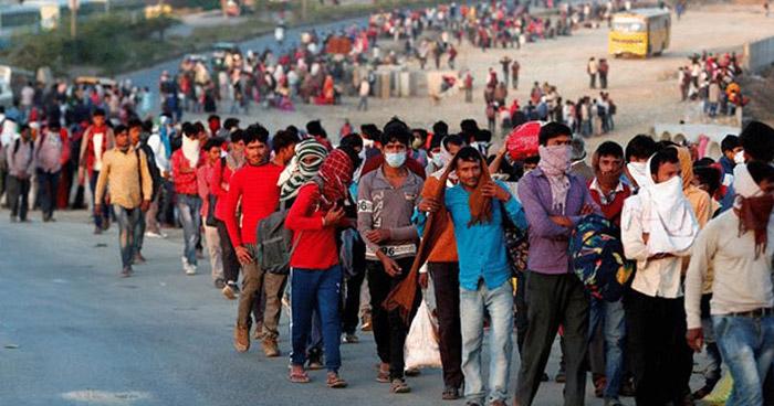 Rebasa India 3 millones de casos de coronavirus