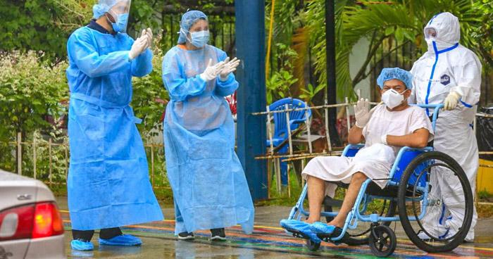 Cinco pacientes más se recuperan de COVID-19