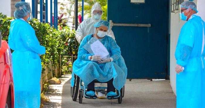 Dan de alta a 6 pacientes más recuperados de COVID-19 del Hospital San Rafael