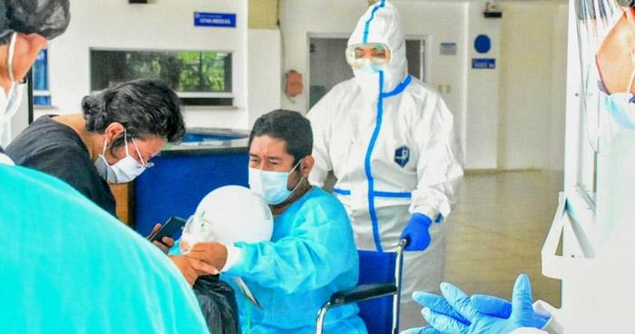Un médico y 8 personas más se recuperan de COVID-19