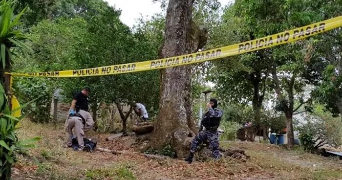 Pandillero lesionado tras tiroteo en colonia La Campanera, Soyapango